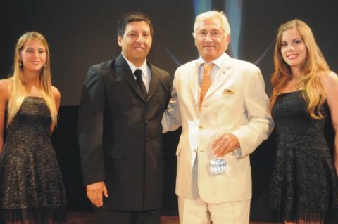 Red Sport y García Adisse premiados