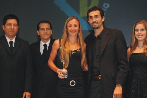 Reñido: Muller se quedó con el premio en ciclismo