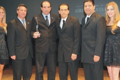 Premio El Litoral a los 70 años de Lotería
