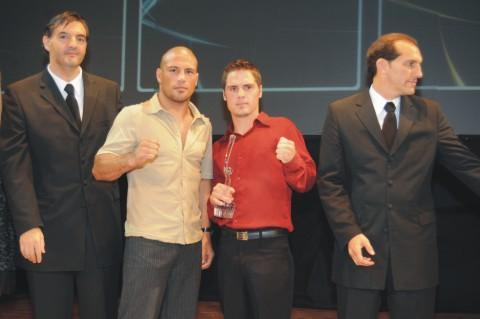 En pose los mejores del boxeo en Santa Fe