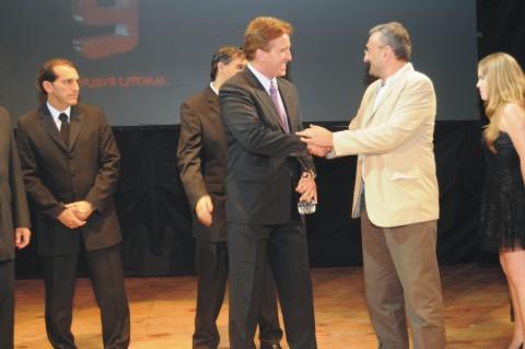 Alcides Calvo y Pablo Estévez