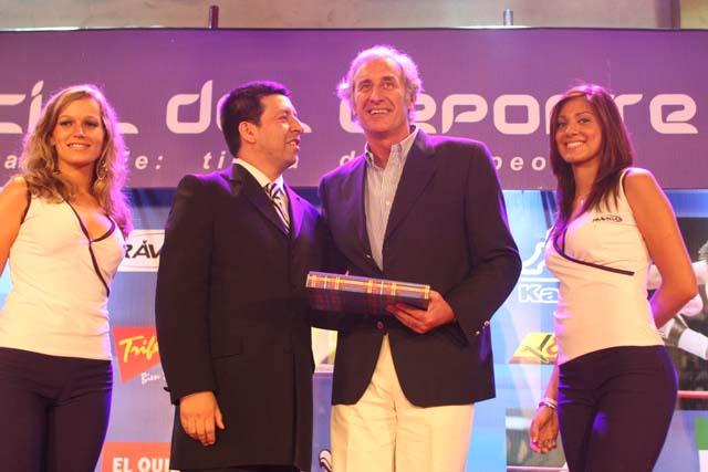 Juan Antonio Priano Presidente de Cablevideo S.A.