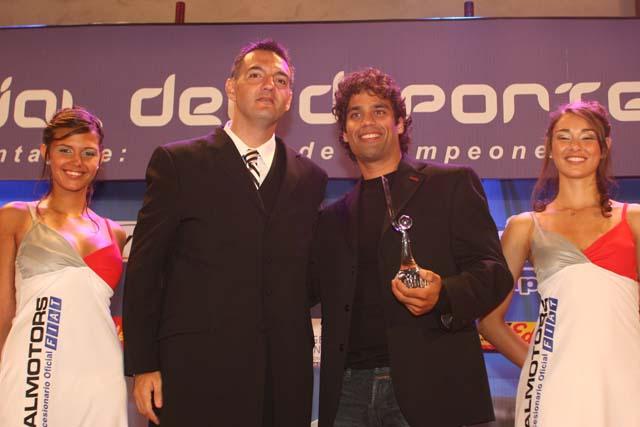 Martin Basso ganador del TC 2000 en Santa Fe