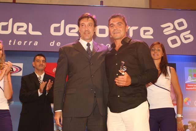 Esteban Fuertes y Horacio Darrás