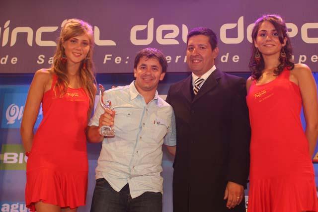 Norberto Fontana camepón TC 2006