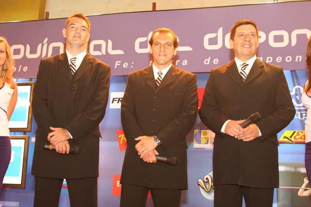 Organizadores de la Gran Gala del Deporte